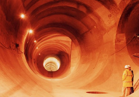 TUNNELING AND MINING