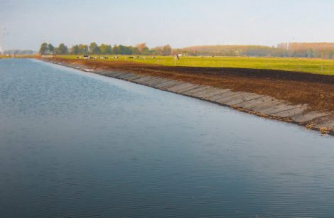 A Proven Solution For Controlling Erosion From The Banks Of Waterways